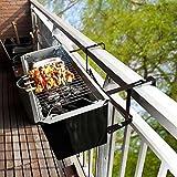 Balkon Barbecue Deluxe