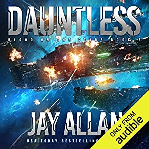 Dauntless: Blood on the Stars, Book 6 (Audio Download