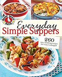 Everyday Simple Suppers: 260 Easy, Satisfying Recipes for Every Weeknight! (Gooseberry Patch (Paperback))