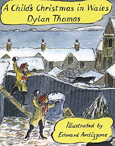A Child's Christmas In Wales: Mini Illustrated Edition
