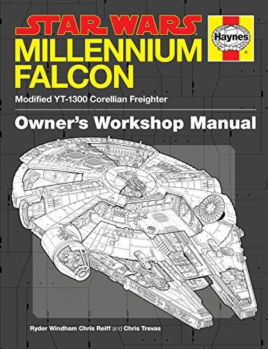 The Millennium Falcon Owner's Workshop Manual: Star Wars (Haynes Manuals) por Ryder Windham