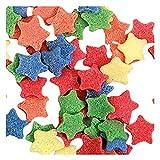 Modecor - Stelline Di Zucchero Colorate Per Decorazione Dolci 100g Modecor