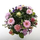 FloraAtHome - Strauß - Kim Extra Large Pink (22 Stücke)