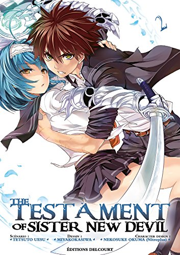 The Testament of Sister New Devil Edition simple Tome 2
