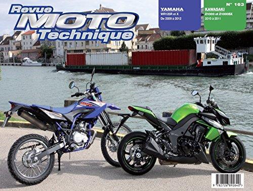 Rmt 163 Yam Wr125r+X(09-12) + Kawas Z1000+Sx (10-12)