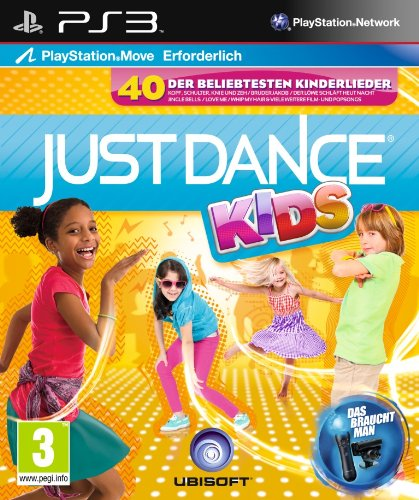 Just Dance Kids [AT PEGI] - [PlayStation 3]