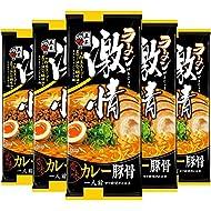 Spicy Ramen Curry Tonkotsu 115g×5 Japan Cup Noodles