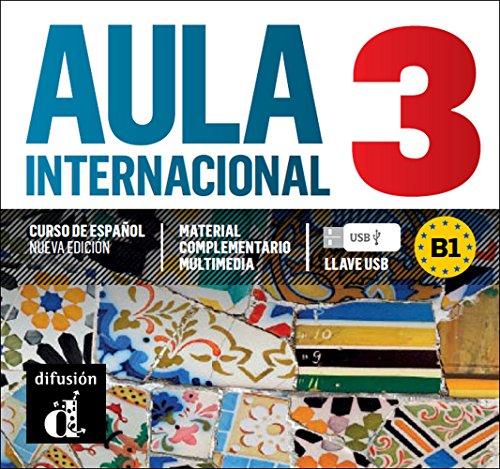 Aula internacional nueva edición 3: Llave USB (incl. Libro del Profesor)