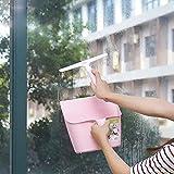 HJJH Tergicristalli Tergicristalli Lenti Tergicristalli Tergicristalli In Vetro 1 Vasche Di Raccolta Dell'acqua Con Manici Antiscivolo Strumenti Di Pulizia Portatili Multifunzionali