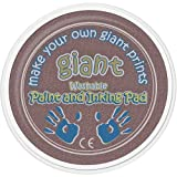 Brown Giant Printing and Stamping Paint Pad