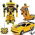 Comtechlogic CM-2170 Chevrolet Camaro Rc Ferngesteuert Biene Transformers Driftende Auto & Robot mit einem berührung verwandelbar von Comtechlogic Ltd