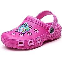 Veluckin Childrens Clogs Kids Garden Sandals Boys Girls Beach Slippers Pool Classic Clog