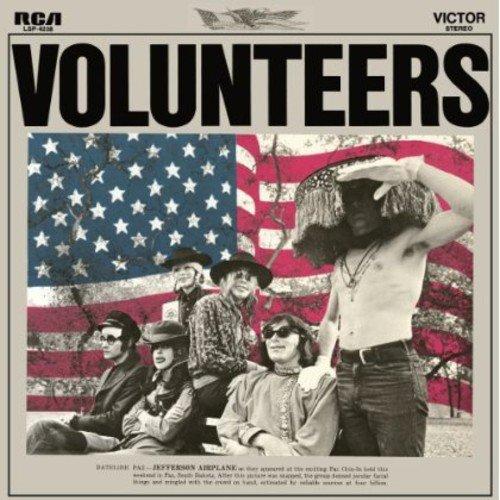 Volunteers [Vinyl LP]