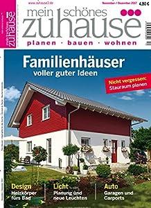 Mein Schönes Zuhause Zeitschrift mein schönes zuhause jahresabo amazon de zeitschriften
