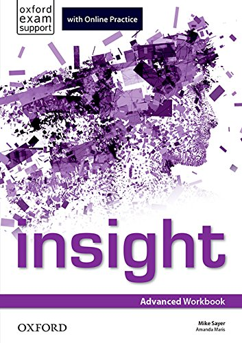Insight Advanced. Workbook and Online Practice Student's Pack