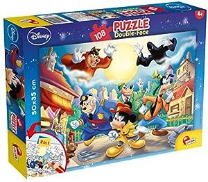 Lisciani Giochi - Rompecabezas Mickey Mouse (48021)