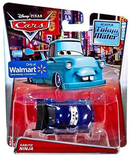 Disney Pixar Cars - Kabuto Ninja - Tokyo Mater Edition - Kabuto Cars