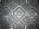 12 Kunststoff Formen Schalungsformen für Dekorative Orient Terrassen Platten