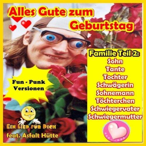 Alles Gute Zum Geburtstag Tante Von Ein Lied Fur Dich Feat Asfalt