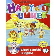 Happy summer. Per la Scuola elementare. Con Multi-ROM: 1