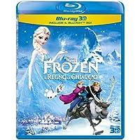 Frozen - Il Regno di Ghiaccio 2D+3D