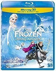 Walt Disney Company Frozen - Il Regno Di Ghiacc.(2D+3.D)Walt Disney Company Brd frozen - il regno di ghiacc.(2d+3.d)Specifiche:TitoloFrozen - Il regno di ghiaccioTitolo supplementare(2D+3D)RegiaChris Buck, Jennifer LeeAutori musicheChristophe BeckAut...