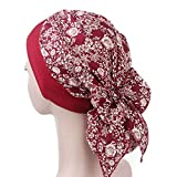 Saingace Clearance Headwear Frauenalltags Weiche Quadratisch Kopftücher