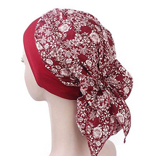 Saingace Clearance Headwear Frauenalltags Weiche Quadratisch Kopftücher (Damen-xl-sonnenhut)