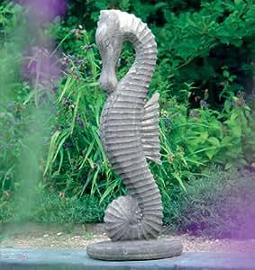 Garden Ornaments Statue Sculpture hippocampe m