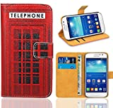 Samsung Galaxy Grand Neo Plus Funda, FoneExpert® Wallet Flip Billetera Carcasa Caso Cover Case Funda de Cuero Para Samsung Galaxy Grand Neo Plus i9060 / Galaxy Grand Neo (Pattern 12)