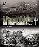 2. Panzerdivision En Normandie: Juin-juillet 1944