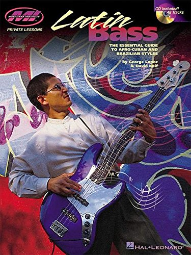 Latin bass guitare basse+CD (Private Lessons)