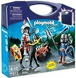 Playmobil - 5972 - Jeu de construction - Valisette chevaliers