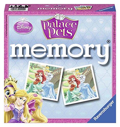 Ravensburger 21114 - Disney Princess: Palace Pets Memory