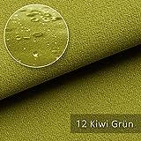NOVELY TRITON Microfaser Velours Wildleder Optik 22 Farben
