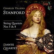 Stanford: String Quartets 5 & 8