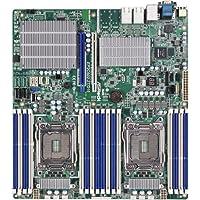ASRock EP2C602-2T/D16 - Placa base (Socket 2011, Intel C602, DDR3, S-ATA 600, SSI EEB)