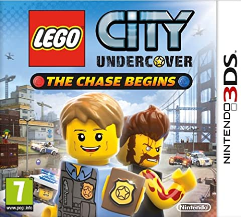 LEGO City: UNDERCOVER–The Chase Begins