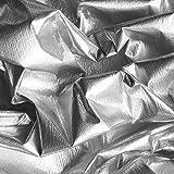 Aluliner - Klimamembrane (silber) - aluminiumbeschichtetes