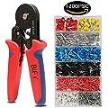 Handwerkzeuge Crimpzangen, BIFY-Endklemme, mit 1200-Kabel-Anschluss Werkzeugsatz 0,25-6,0 mm2 selbstjustierender Rohranschluss Crimpwerkzeug von BIFY auf Werkzeug Shop
