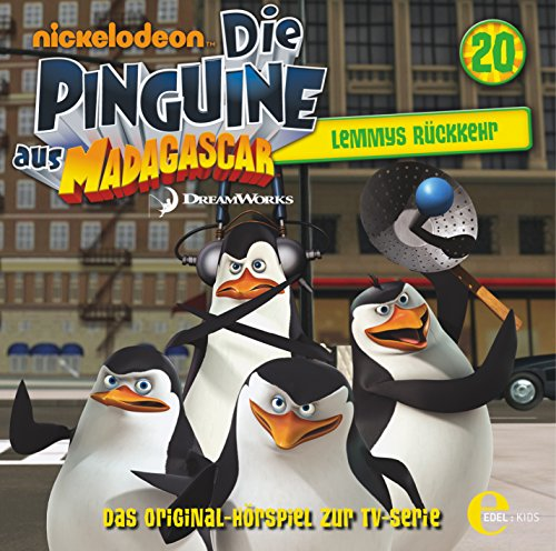 Die Pinguine aus Madagascar - Folge 20: Lemmys Rückkehr
