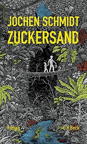 Buchseite und Rezensionen zu 'Zuckersand: Roman' von Jochen Schmidt
