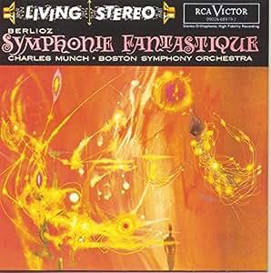 BERLIOZ : Symphonie Fantastique op. 14 [Import allemand]