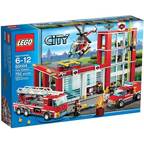 LEGO-City-Estacin-de-bomberos-60004