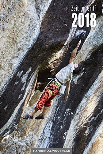 Zeit im Griff 2018: Kletterkalender