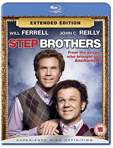 Step Brothers [Blu-ray] [2009] [Region Free]