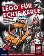 LEGO® für echte Kerle: Lego®-Steine mit Elektronik zum Leben erwecken.