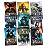 Skulduggery Pack, 9 books, RRP £66.91 (Skulduggery Pleasant; Playing With Fire; Faceless Ones; Dark Days; Mortal Coil; Death Bringer; Kingdom of the Wicked; Last Stand Of Dead Men; The Dying Of The Light). by Derek Landy (2016-11-09)