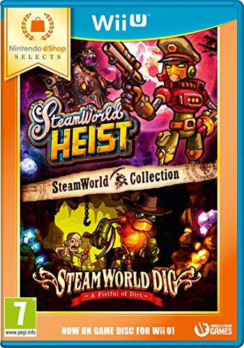Preisvergleich Produktbild Wiiu Steamworld Collection (Eu)