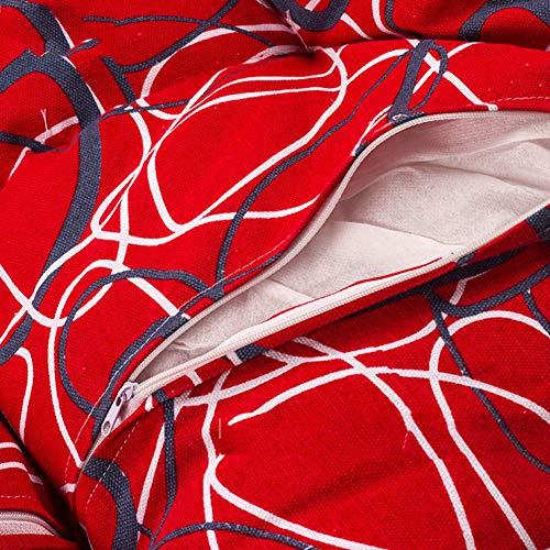 SXFYHXY Tappetino Doccia angolare in Gomma Settore Antiscivolo quadrante Tappetino da Bagno aspirazione Antibatterica per Vasca da Bagno Vasca Antiscivolo,Beige,54X54CM